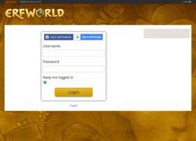 login.erfworld.com