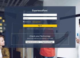 login.experiencepoint.com
