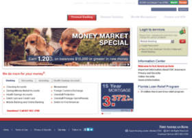 login.firstamlink.com