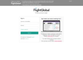login.flightglobal.com