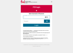 login.foi.hr
