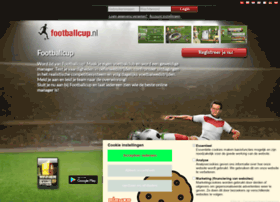 login.footballcup.nl