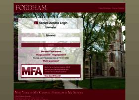 login.fordham.edu