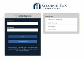 login.georgefox.edu