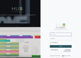 login.hubplanner.com