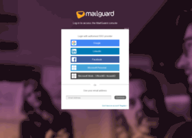 login.mailguard.com.au