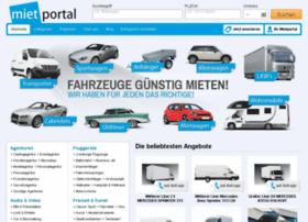 login.mietportal.de