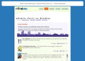 login.mindsay.com
