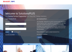login.nec-display-solutions.com
