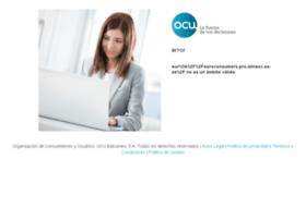 login.ocu.org