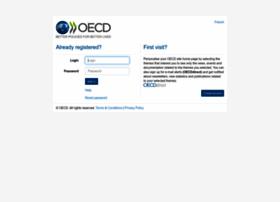 login.oecd.org