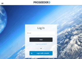 login.proseeder.com