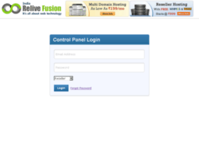 login.relivefusion.com