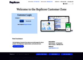 login.replicon.com