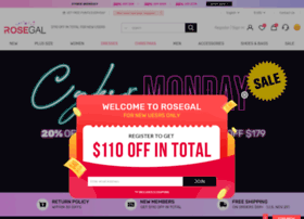 login.rosegal.com