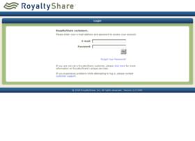 login.royaltyshare.com