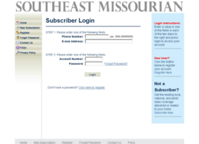 login.semissourian.com