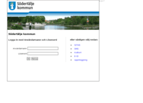 login.sodertalje.se