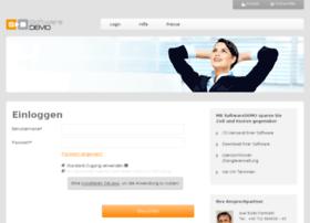 login.softwaredemo.de