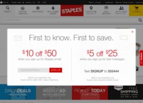 login.staples.com