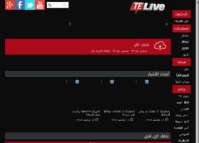 login.telive.net