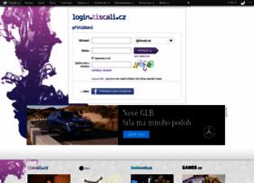 login.tiscali.cz