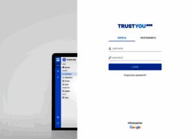 login.trustyou.com