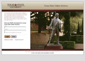 login.txstate.edu