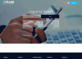login.xtrade.com