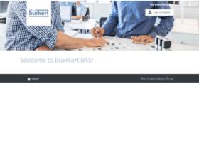 login2.burkert.com