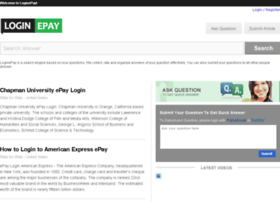 loginepay.com