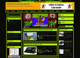 loginmarkasduniamaya.blogspot.com