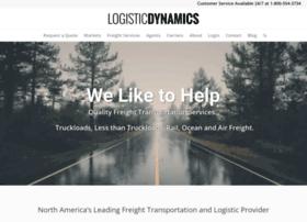 logisticdynamics.com