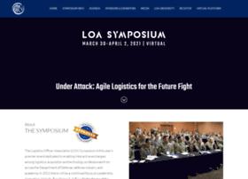 logisticsymposium.org
