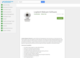 logitech-webcam.joydownload.com