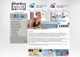 logo.istanbulteknikservis.com