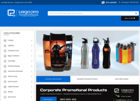 logopropromotionalproducts.com.au