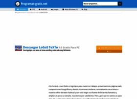 logos-texto.programas-gratis.net