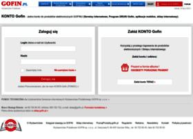 Logowanie.gofin.pl