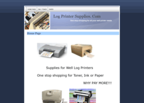logprintersupplies.com