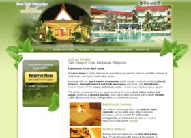 lohashotel-clarkpampanga.com