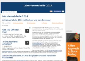 lohnsteuertabelle.steuererklaerung-aktuell.de