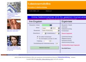 lohnsteuertabellen.com