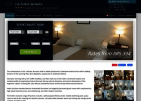 loi-suites-arenales.hotel-rv.com