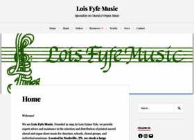 loisfyfemusic.com