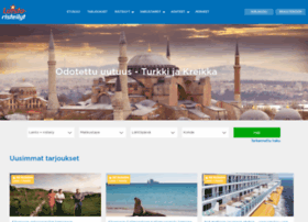 loistoristeilyt.fi