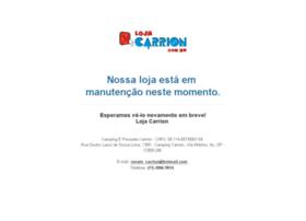 lojacarrion.com.br