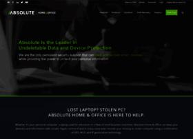 lojackformobiledevices.absolute.com