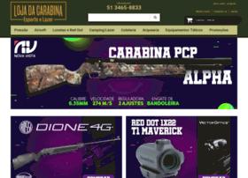lojadacarabina.com.br