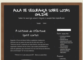 lojaonlinesegura.wordpress.com